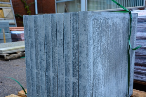 We can deliver concrete paving slabs